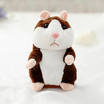 Hamster Speaking Plush- Electronic Stuffed Animals