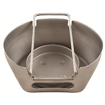 БКБ приключения крестоносцев нержавеющая сталь плита (серебро покрытием)