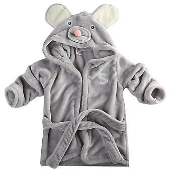 Cartoon Design, Hooded Winter Badjas voor baby's