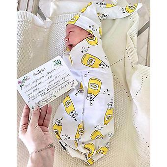 Newborn Baby Cotton Sleeping Bags