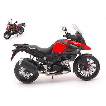 Maisto Moto 1:12 Suzuki V Tormenta Rojo