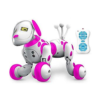 Remote Control Smart Robot Dog Programable 2.4g Wireless Electronic Kids Toy