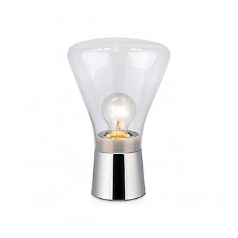 Jack Chrome Tafellamp 1 Licht