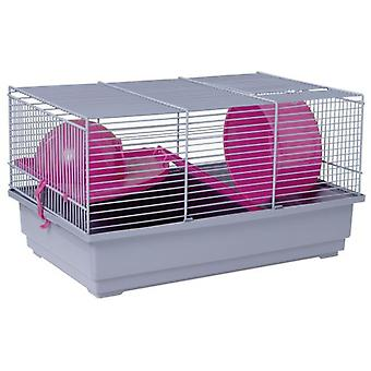 Voltrega Jaula Mod. 114 Hamster Ruso Gris (4) (Small pets , Cages and Parks)
