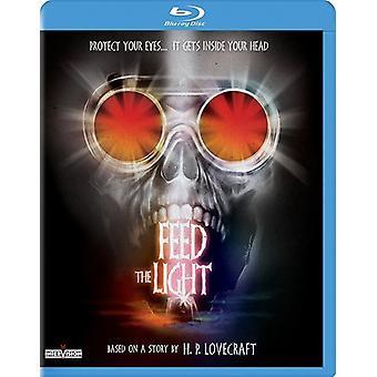 Feed the Light [Blu-ray] USA import