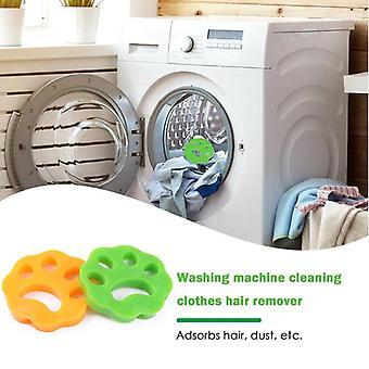 Kefa Pet Sušič vlasov 2ks Pre vaše prádlo-Pridať do práčky sušička odstraňovač pre oblečenie posteľná bielizeň z práčovne Kefa Dropshipping
