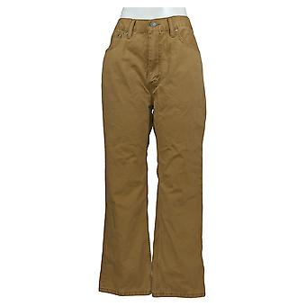 ليفي & apos;s الرجال & apos;ق الجينز المستقيم 36x29 كلاسيك جيبه البيج