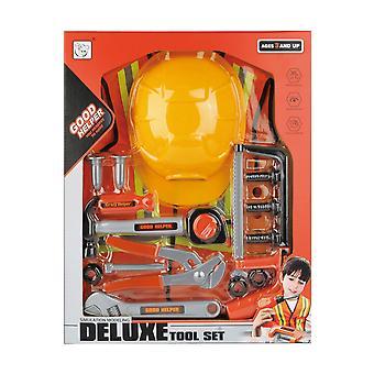 Speelgoed klus set - bouwvakker gereedschap kit -