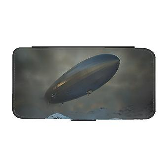 Militär-Luftskepp iPhone 12 Mini Plånboksfodral