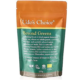 Udo's Choice Beyond Greens 125g (FMD047)