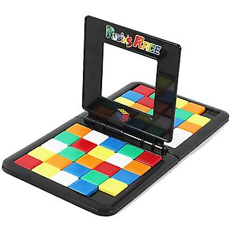Color Battle Square Race Game, Parent-child Square Desktop, Kids Puzzles,