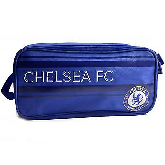 Chelsea FC raidallinen boot bag