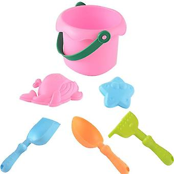 Beach Castle Bucket Spade Shovel Rake - Beach Tool