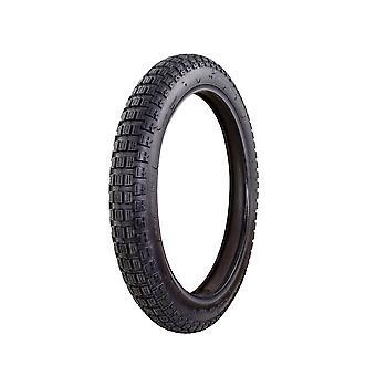 300-18 E-marked Trail Tyre - F879 Tread Pattern