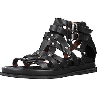 Als 98 Sandals 699039a Kleur Nero