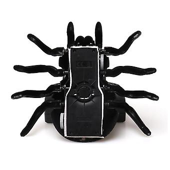 Remote Control Spider Scary Wolf Spider Robot Realistic Novelty