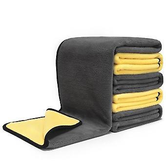 Dicke Plüsch Microfiber Handtuch Autowäsche