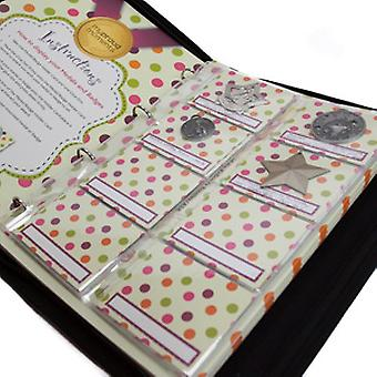 My Proud Moments Medal Holder Extra Pages - Spotty