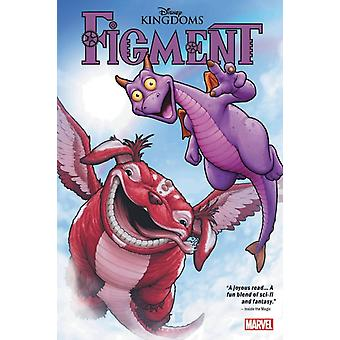Disney Kingdoms Figment by Jim Zub