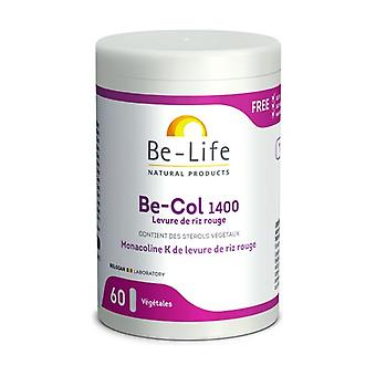 Be-Col 1400 60 vegetable capsules