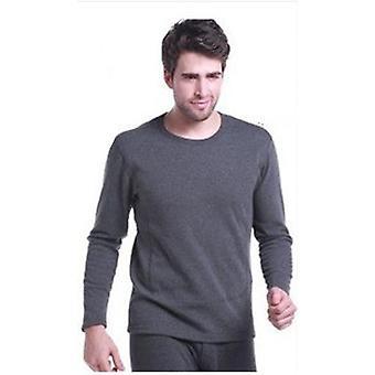 Winter Samt dicke Thermische Unterwäsche, warm geschichtete Kleidung Pyjamas / zweite