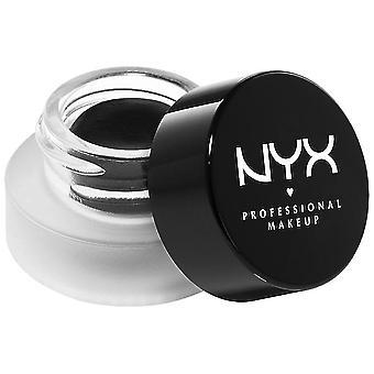 NYX  Epischer schwarzer Mousse Eyeliner