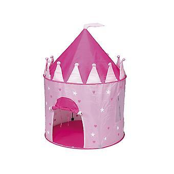 Paradiso Toys kinderspeeltent opvouwbare prinses 02835 binnenraam