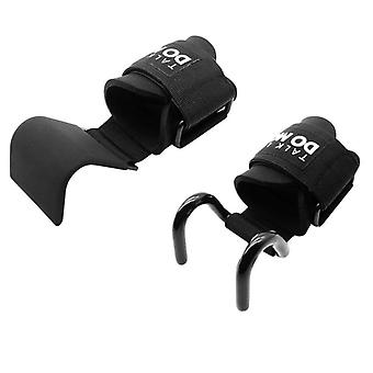 Professional Fitness  Weightlifting Hook, Weight Lifting Hook Hand Bar