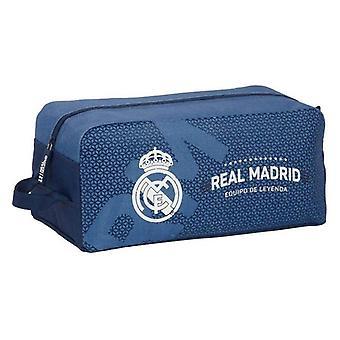 Travel Slipper Holder Real Madrid C.F. Blue Polyester