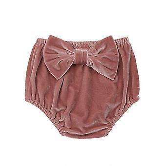 Søte baby shorts, bloomer pp bukse, bleie cover truser