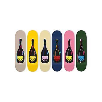 "Bundle: ""champagne king"" Skateboard"