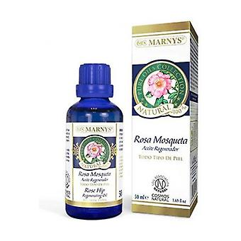 Organic Rosehip Oil 50 ml