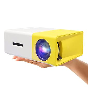LCD LED Projector1080P Portable Office Home Cinema