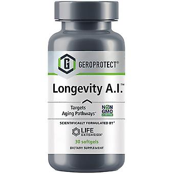 Life Extension Geroprotect Longevity A.I. Softgels 30