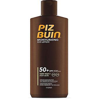 Piz Buin Hydraterende Zonnebrandcrème SPF50+ 200ml