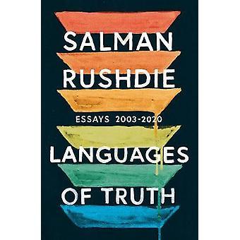 Languages of Truth Essays 20032020