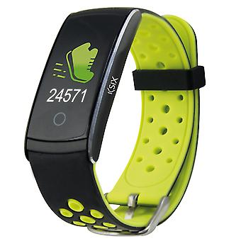 Ksix - waterproof activity tracker and 24 hour heart rate monitor -Green