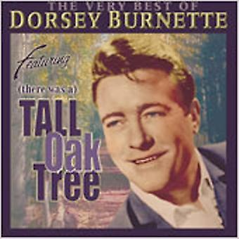 Dorsey Burnette - Very Best of Dorsey Burnett [CD] USA import