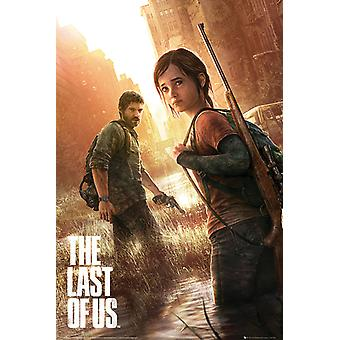 The Last of Us Key Art Maxi Poster