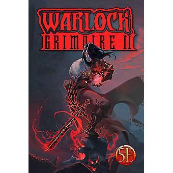 Warlock Grimoire 2 af Kobold Staff (Hardcover, 2021)