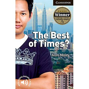 Best of Times Level 6 Advanced Student Book by Alan Maley