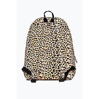 Hype Leopard Print Sac à dos