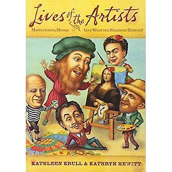 Kathleen Krull & Krullin taiteilijoiden elämä