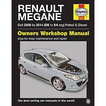 Renault Megane Oct 0814 58 To 64 by Mark Storey