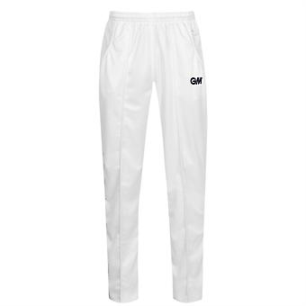 Gunn And Moore Mens Maestro Trousers Elasticated Waistband Pants Bottoms