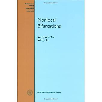 Nichtlokale Bifurkationen (Mathematische Erhebungen und Monographien)