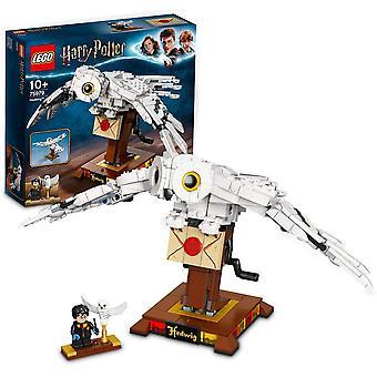 Lego 75979 Harry Potter Hedwig le hibou modèle de collection