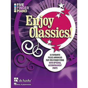 Cinco dedos piano - Enjoy Classics
