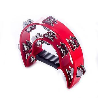 キッズタンバリン音楽打楽器応援小道具ハンドベルクリスマスギフト
