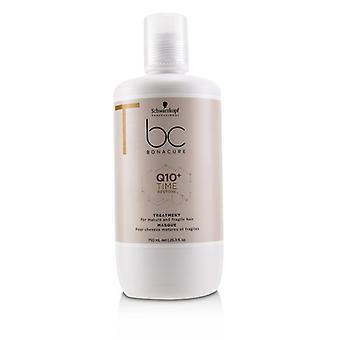 シュワルツコフ BC Bonacure Q10 + 時間復元治療 (成熟した、壊れやすい髪のために) 750ml/25.3 オンス